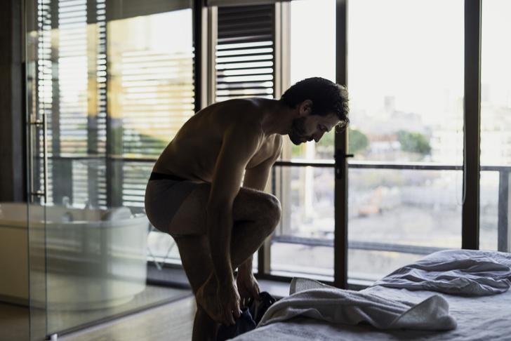 Фото №1 - Градация мужского белья по степени вредности