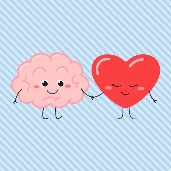 Фото №1 - Тест: Чему ты веришь больше— разуму или чувствам? 💖🧠
