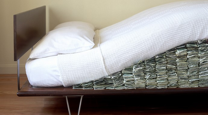 Вы и они: как складываются ваши отношения с деньгами?