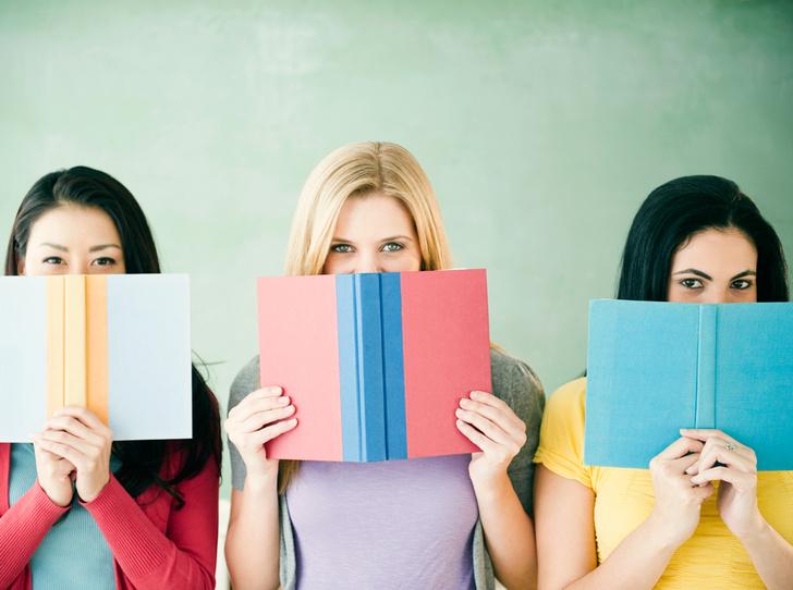 Фото №1 - Что читают девушки разных профессий