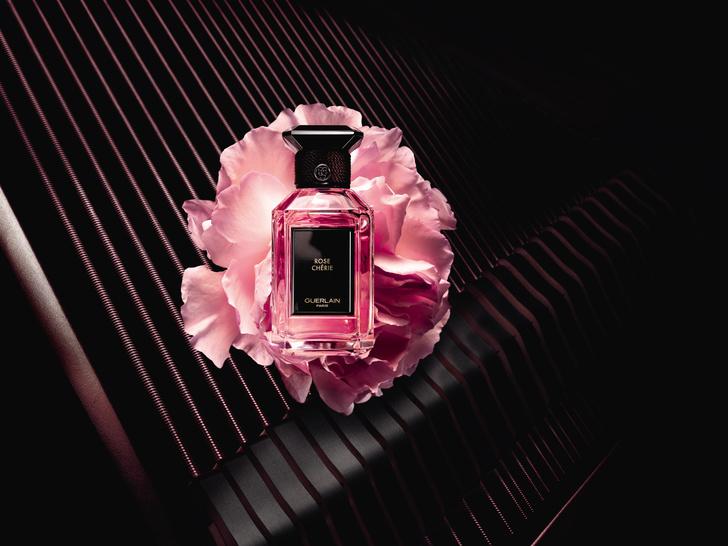 Фото №2 - Художественные ароматы: как выглядит новая парфюмерная коллекция Guerlain