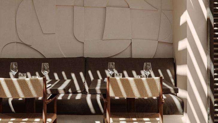 Фото №1 - Ресторан Nōema на греческом острове Миконос