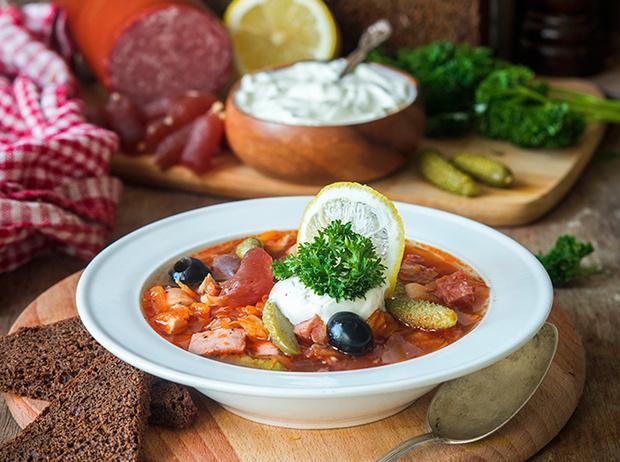 Фото №3 - 7 традиционных супов русской национальной кухни