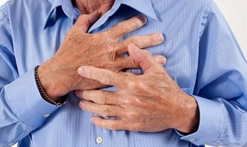 Фото №1 - Боязнь старости приводит к сердечным приступам