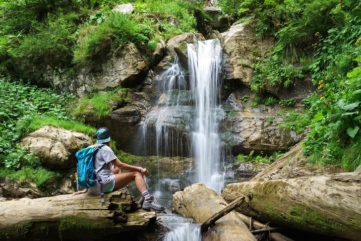 Фото №1 - История водопадов «Менделиха»