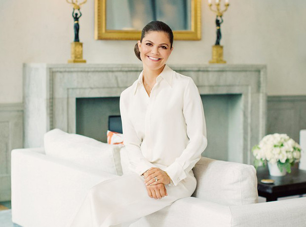 Фото №1 - Кронпринцесса Виктория: королева шведских сердец