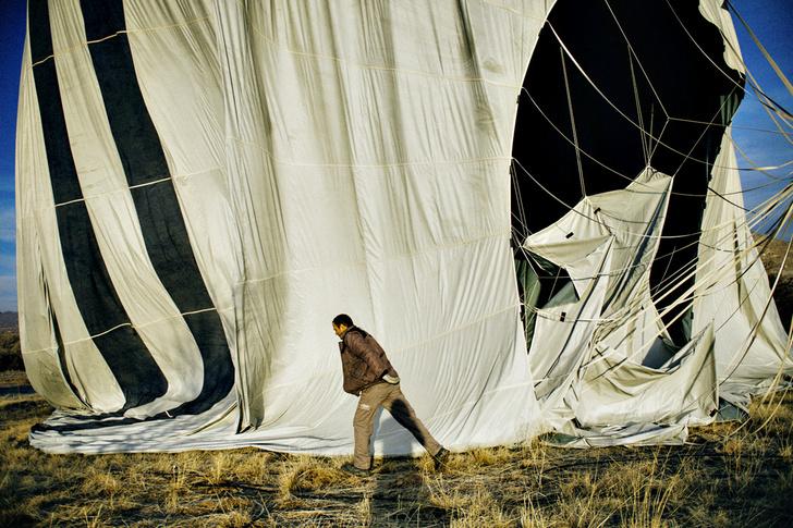 Фото №11 - Заклинатели ветров: интервью с пилотом воздушного шара