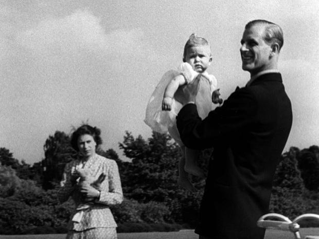 Фото №4 - Начало большой истории: как выглядел первый общий дом Королевы и принца Филиппа