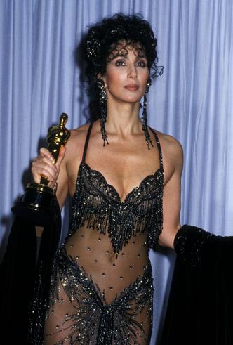 Фото №14 - От Дианы до Рианны: самые скандальные платья в истории моды