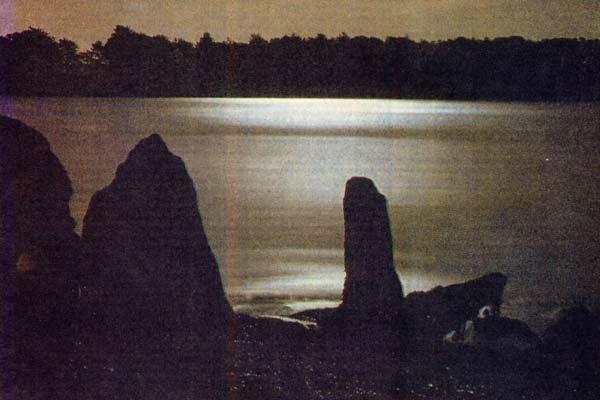 Фото №1 - В мерцающем свете Луны