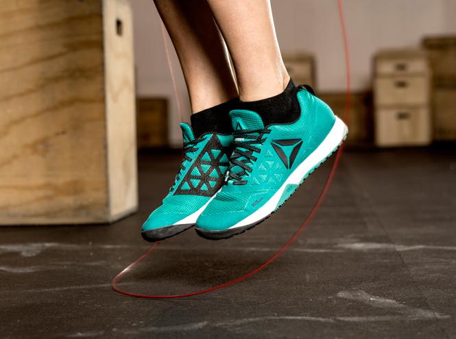 Фото №1 - Reebok CrossFit® Nano 6.0 - эволюция обуви для кроссфита