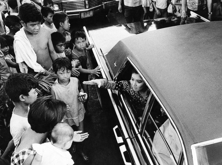 Фото №6 - Стальная бабочка Филиппин: взлеты и падения первой леди Имельды Маркос