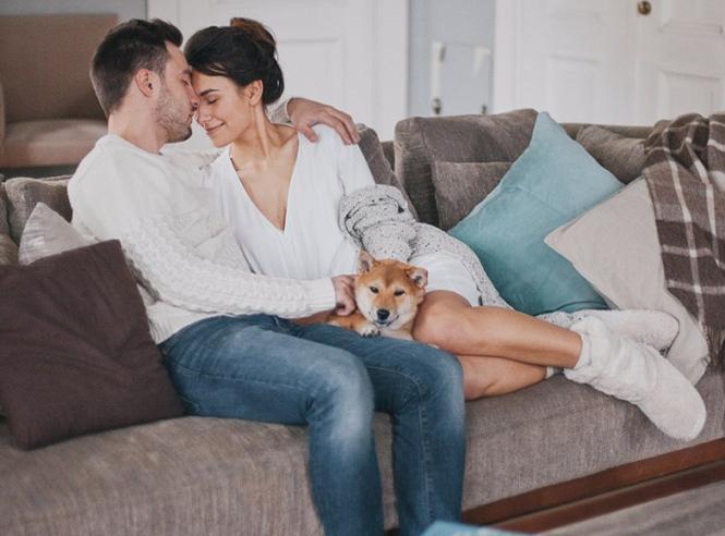 Фото №1 - И жили они долго и счастливо: как оставаться с мужем на одной волне