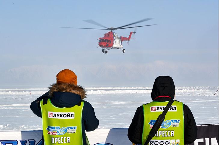 Фото №17 - По толстому льду: как прошли «Байкальская миля» и «Дни скорости на льду Байкала»