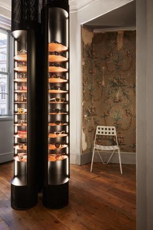 Фото №10 - Новый бутик в Лондоне по дизайну Dimorestudio