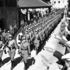 Фото №1 - Австрийцы вспоминают жертв нацизма