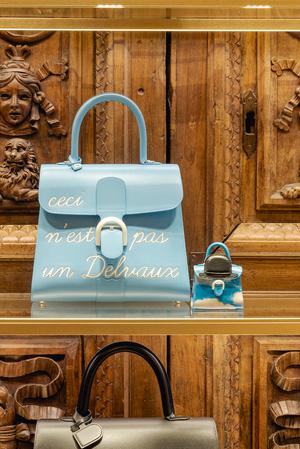 Фото №5 - Новый бутик Delvaux в самом сердце Парижа