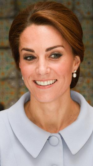 Фото №11 - Как менялся макияж герцогини Кейт за годы в королевской семье