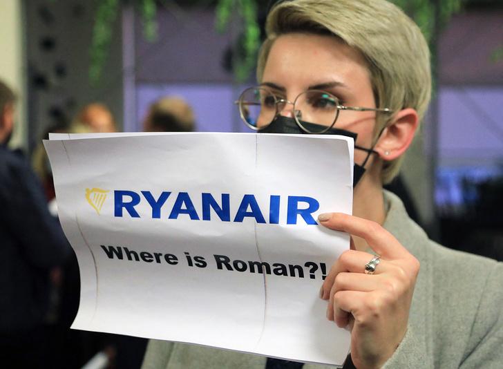 Фото №3 - Реакция соцсетей и политиков на посаженный в Минске самолет с бывшим главредом Nexta