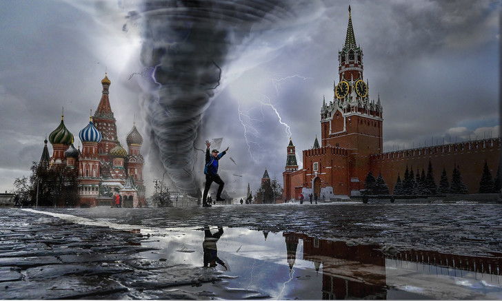 Фото №1 - Синоптики рассказали, где в России в ближайшее время могут возникнуть торнадо