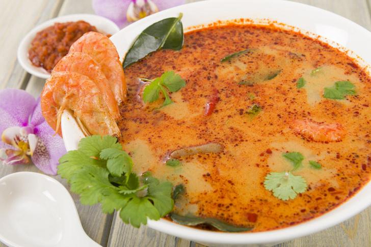Фото №5 - Три рецепта от шеф-повара из Таиланда