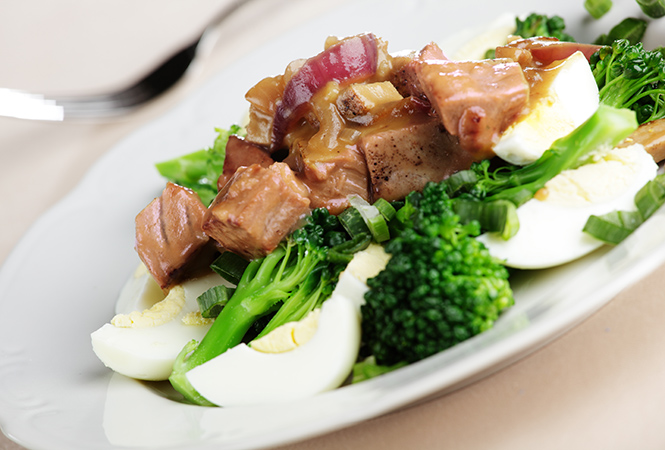 Фото №2 - Малайзийские салаты. Часть 1