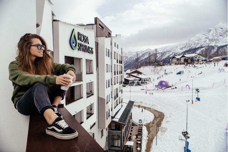 Фото №12 - Rosafest 2021 x Gorilla Energy— неделя активного отдыха в горах