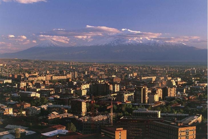 Фото №1 - Ереван-джан: гид по столице Армении. Часть 1