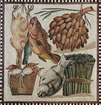 Фото №4 - Кухня Древнего Рима: от борща к излишествам