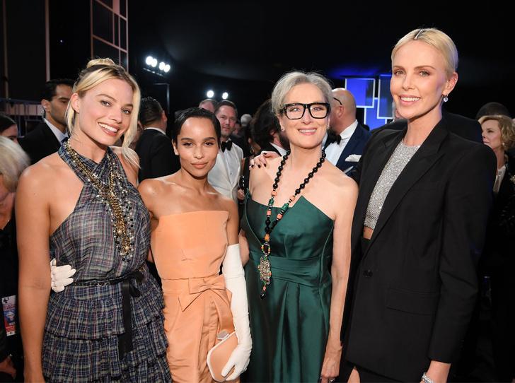 Фото №2 - SAG Awards – 2020: лучшие модные образы церемонии награждения