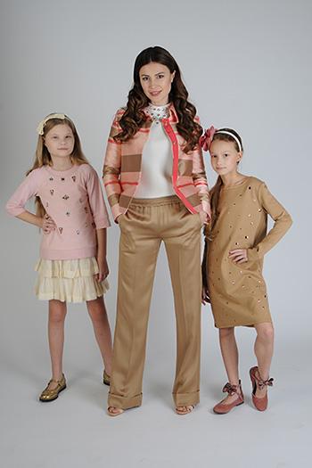 Фото №4 - Телеведущая Ольга Ушакова: «Хочу, чтобы дочери любили себя такими, какие они есть»