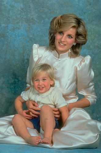 Фото №25 - Принц Уильям: история в фотографиях