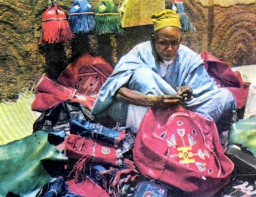 Фото №1 - Тайны марокканской кожи