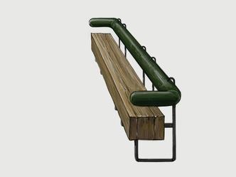 Фото №5 - Готовый проект: крытая терраса в саду