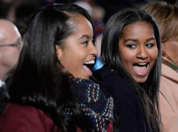 Фото №3 - Детки из золотой клетки: что стало с Малией и Сашей Обама