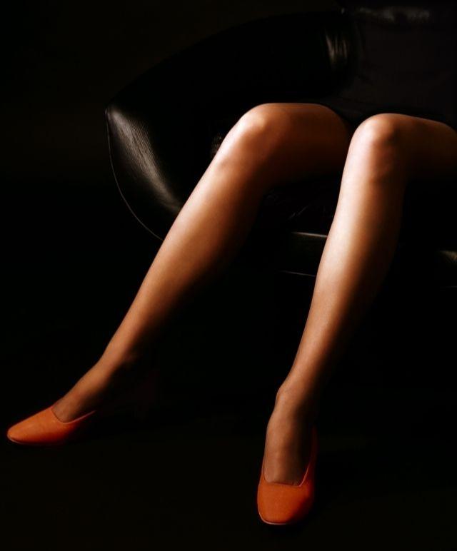 Фото №8 - Язык женских ног: определи характер девушки по тому, как она сидит
