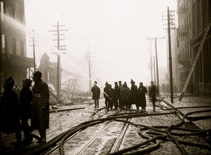 Фото №6 - 8 великих пожаров и их неожиданные последствия