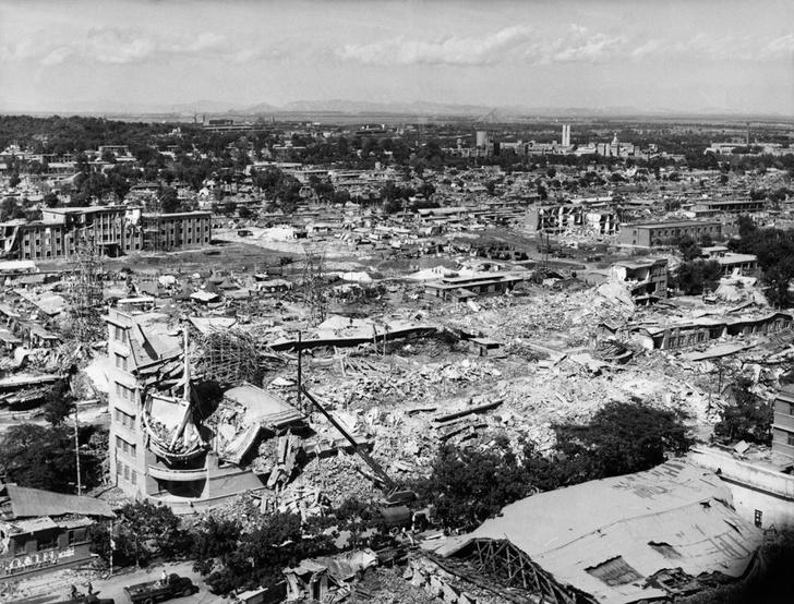 Фото №10 - История потрясений: 10 самых разрушительных землетрясений XX и XXI веков