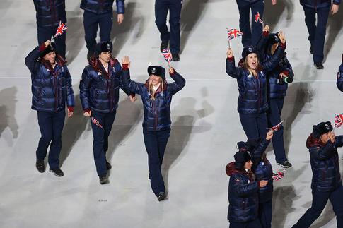 Олимпиада, Олимпийские игры, Сочи-2014, Великобритания