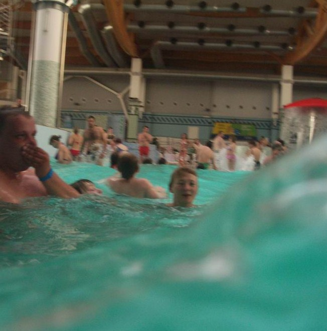 Фото №1 - Трагедия в петербургском аквапарке