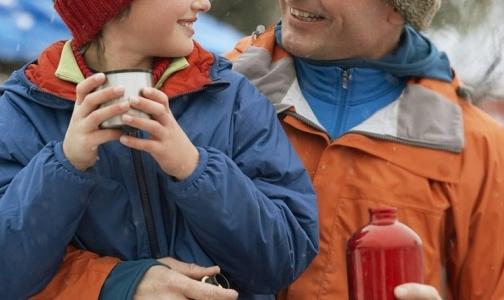 Фото №1 - Россияне будут спасаться от холода теплой одеждой и физкультурой, а не алкоголем