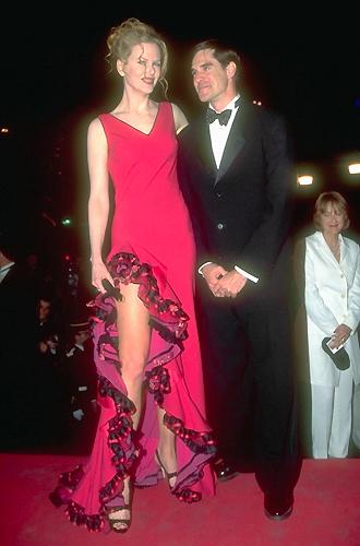 Фото №10 - Королева Канн: все модные образы Николь Кидман за историю кинофестиваля