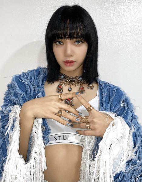 Фото №3 - Маникюр айдолов: 10 классных идей от наших любимых звезд k-pop