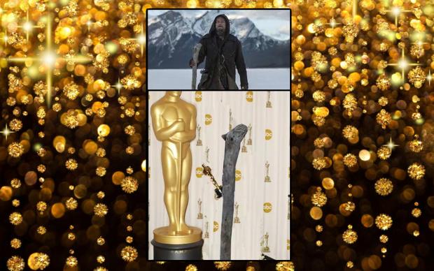 Фото №11 - Леонардо Ди Каприо получает «Оскара»: лучшие мемы и видео