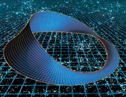 Фото №1 - Вселенная как додекаэдр