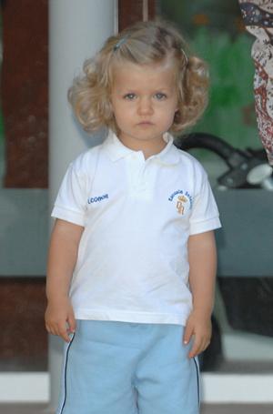 Фото №31 - Принцесса Леонор: история будущей королевы Испании в фотографиях