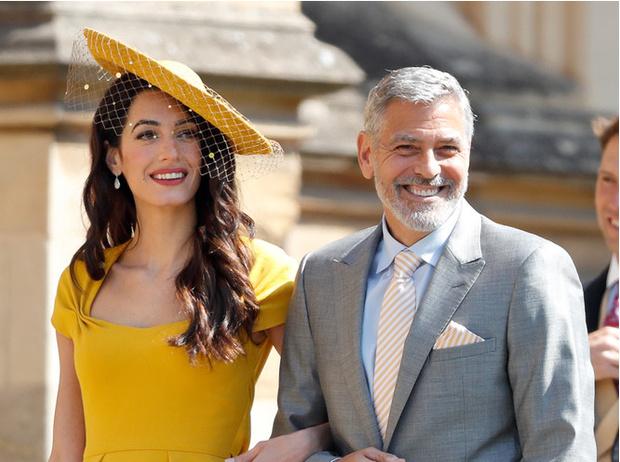 Фото №3 - Круче Бекхэмов: как Джордж и Амаль Клуни стали самой влиятельной парой в мире