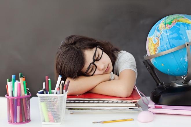 Фото №2 - Как делать уроки без слез и скандалов: 7 простых советов
