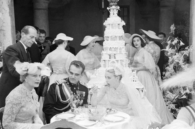 Фото №25 - 8 неожиданных фактов о свадьбе Грейс Келли и князя Ренье