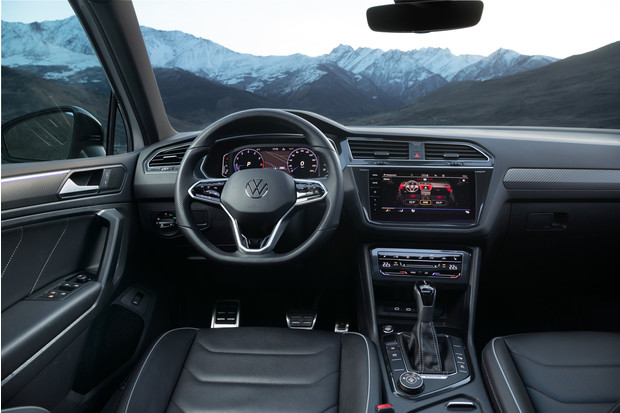 Фото №9 - Volkswagen объявляет о начале продаж нового кроссовера Tiguan
